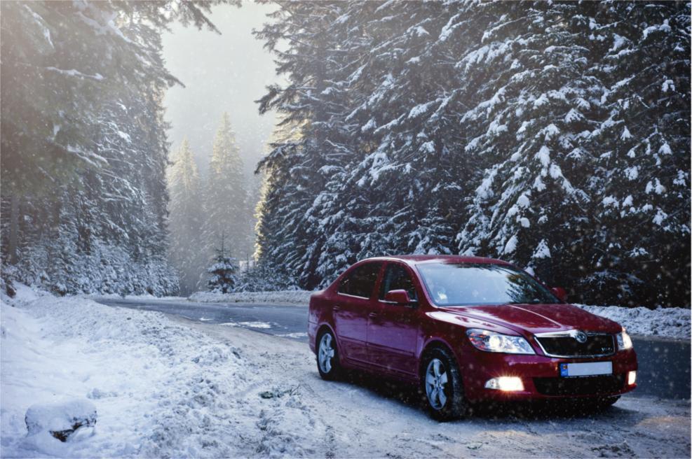 Przygotowanie samochodu na zimę