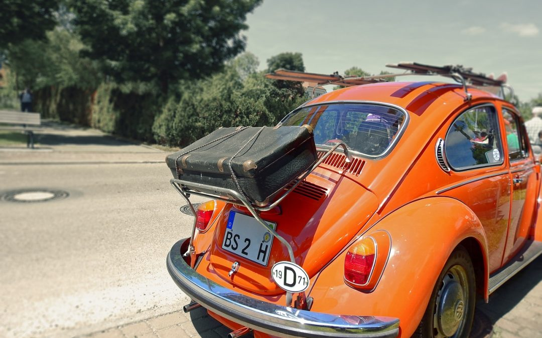Zrób to sam: Montaż dodatkowego bagażnika samochodowego